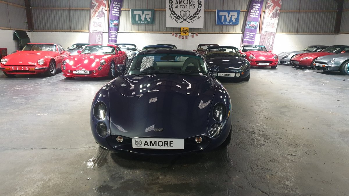Exceptional! 2005 TVR Tuscan MK2 3.6 For Sale (picture 1 of 11)