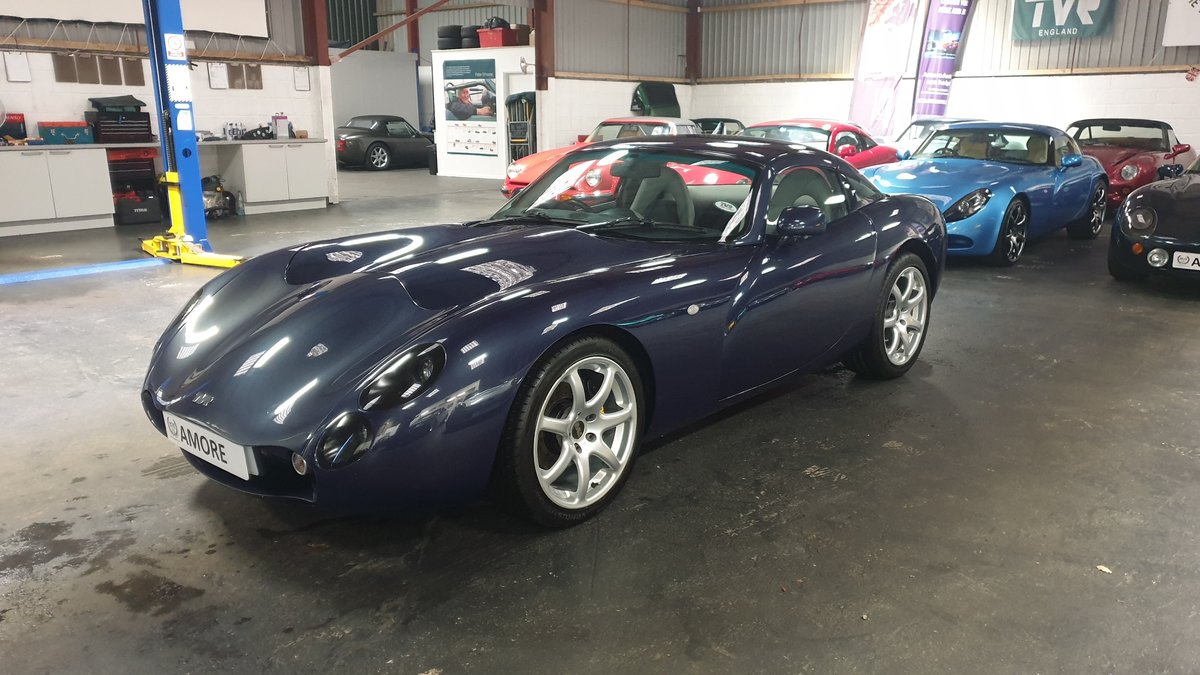 Exceptional! 2005 TVR Tuscan MK2 3.6 For Sale (picture 2 of 11)