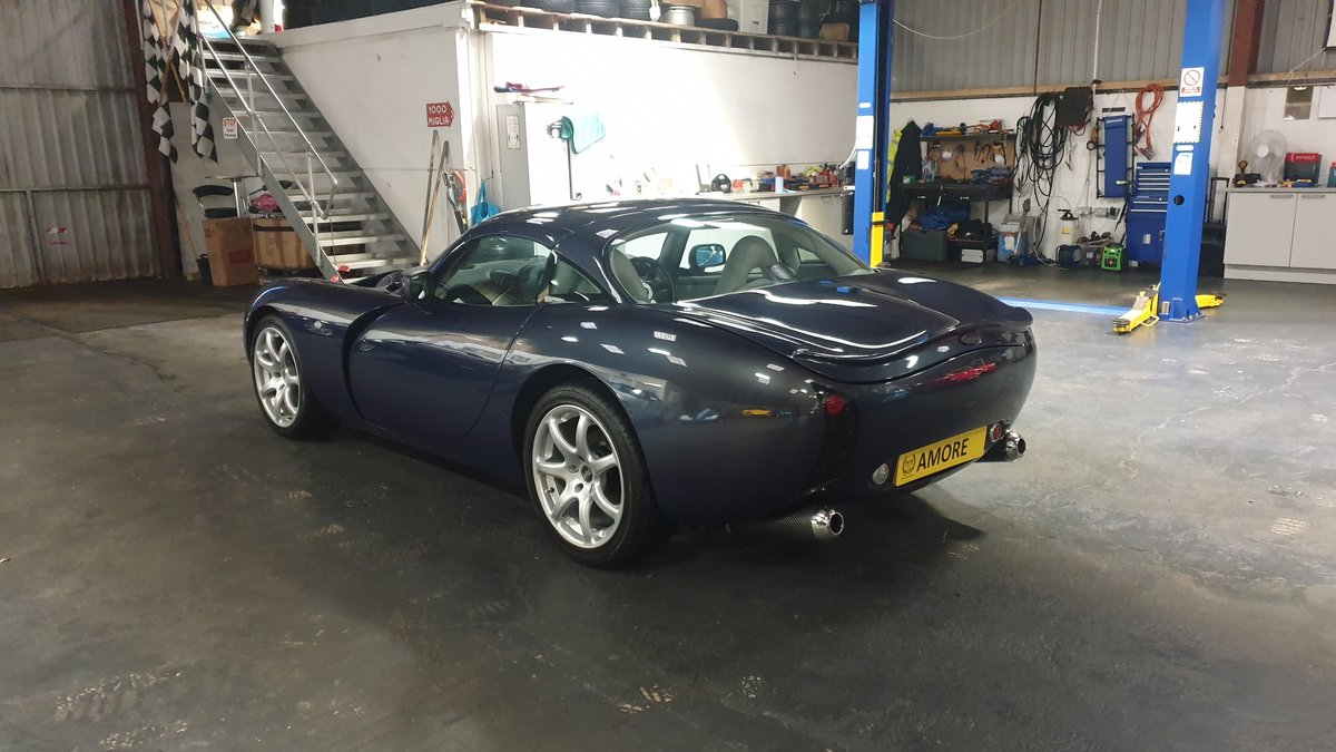 Exceptional! 2005 TVR Tuscan MK2 3.6 For Sale (picture 3 of 11)