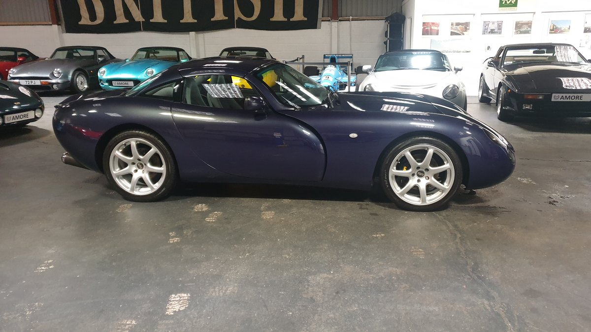 Exceptional! 2005 TVR Tuscan MK2 3.6 For Sale (picture 4 of 11)