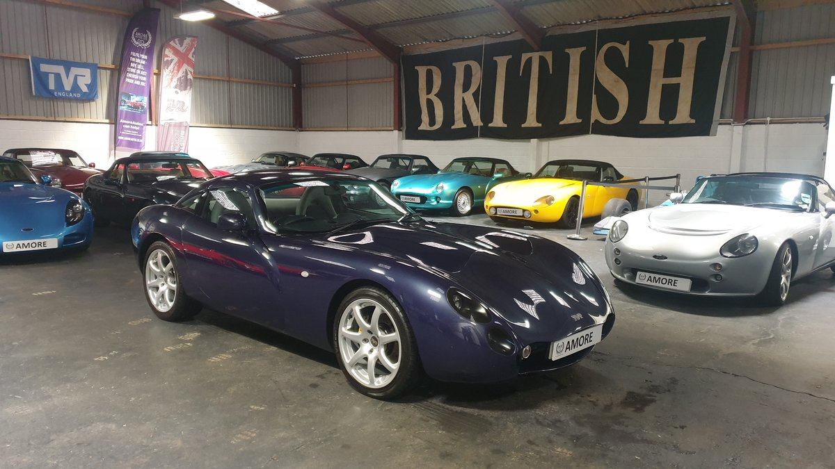Exceptional! 2005 TVR Tuscan MK2 3.6 For Sale (picture 5 of 11)