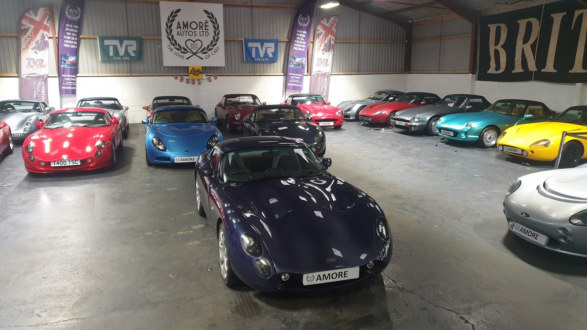 Exceptional! 2005 TVR Tuscan MK2 3.6 For Sale (picture 6 of 11)
