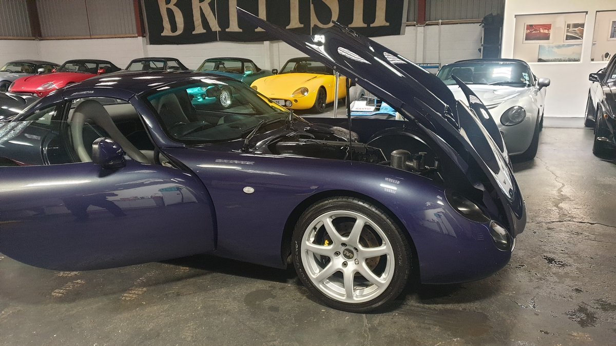 Exceptional! 2005 TVR Tuscan MK2 3.6 For Sale (picture 10 of 11)