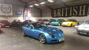 Picture of 2004 Stunning TVR T350 3.6 Laser Blue only 32k miles For Sale