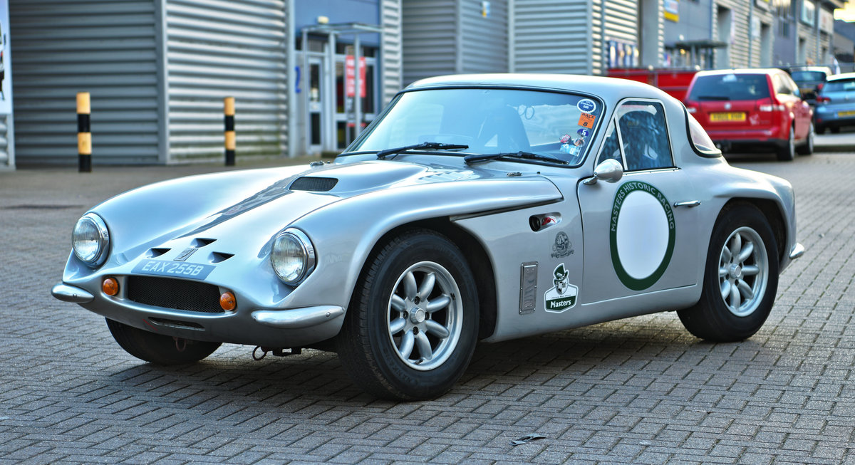 1964 TVR GRIFFITH 200 SERIES. LEFT HAND DRIVE For Sale (picture 1 of 12)