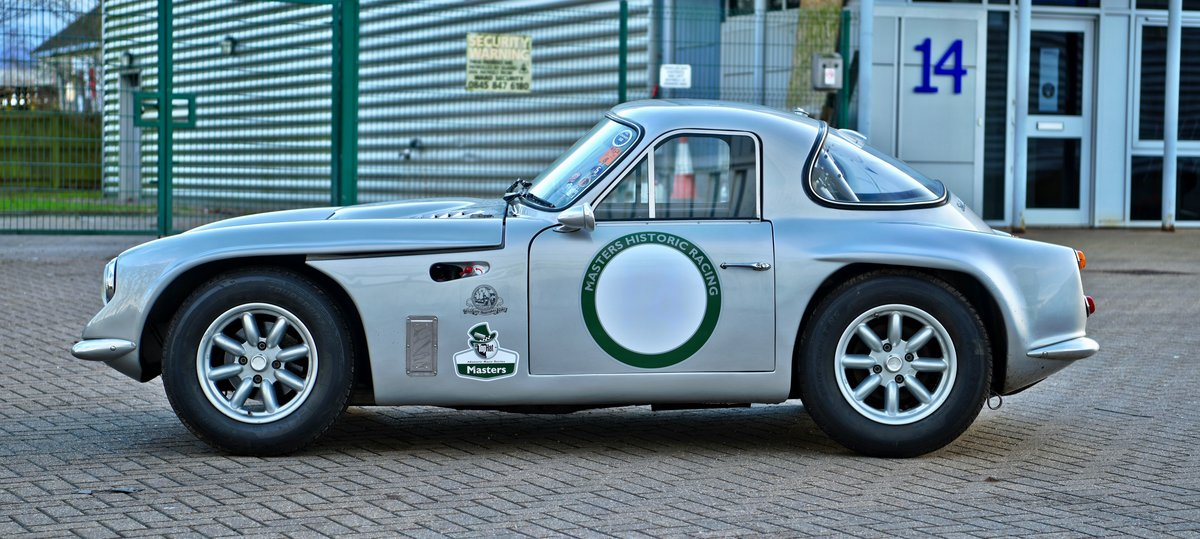 1964 TVR GRIFFITH 200 SERIES. LEFT HAND DRIVE For Sale (picture 3 of 12)
