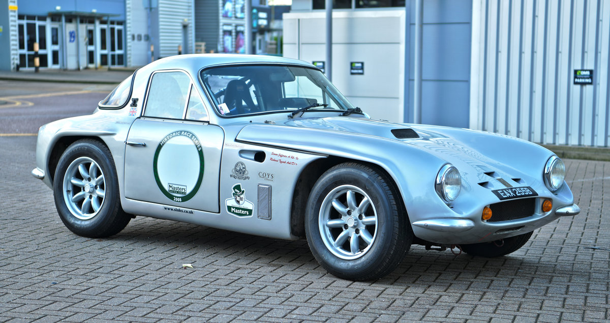 1964 TVR GRIFFITH 200 SERIES. LEFT HAND DRIVE For Sale (picture 6 of 12)
