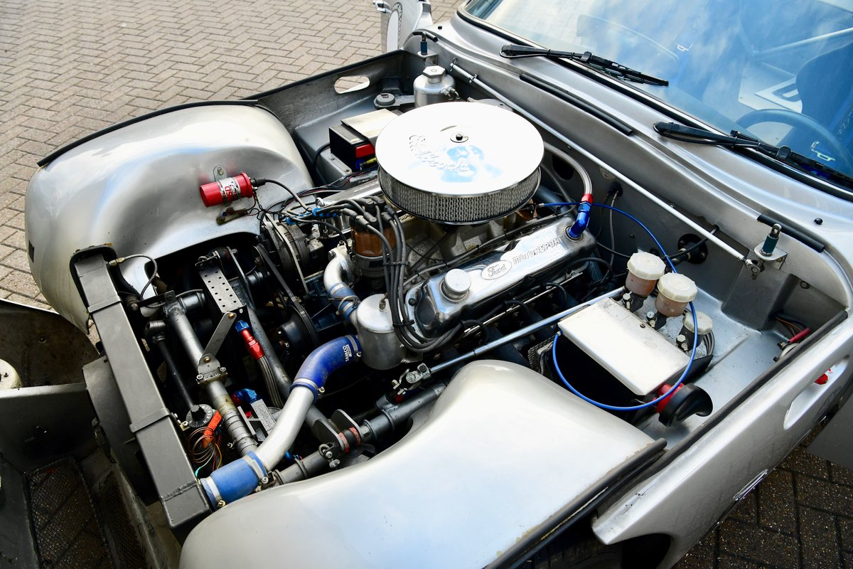 1964 TVR GRIFFITH 200 SERIES. LEFT HAND DRIVE For Sale (picture 8 of 12)