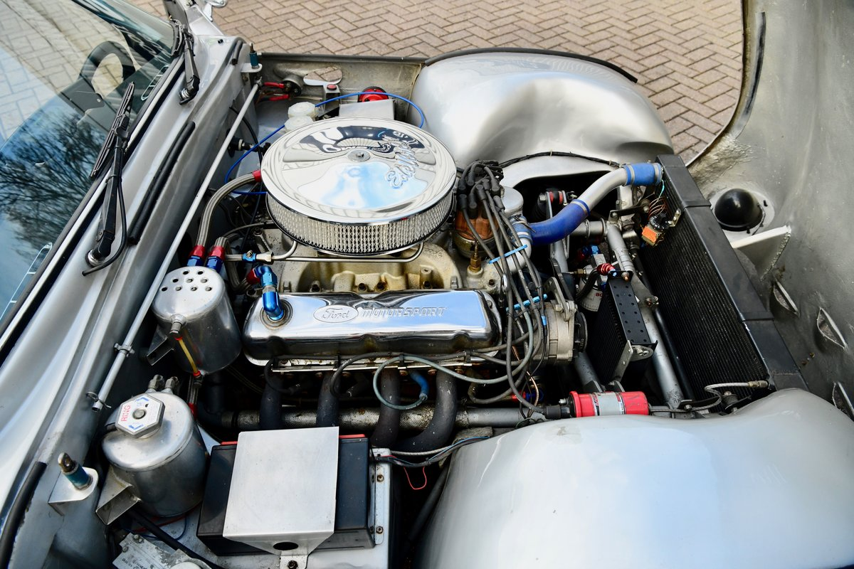 1964 TVR GRIFFITH 200 SERIES. LEFT HAND DRIVE For Sale (picture 9 of 12)