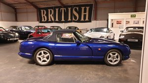 Picture of Sold - 1998 TVR Chimaera 400 in Imperial Blue SOLD