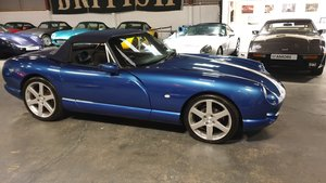 Picture of Sold - Project 1993 4.0 TVR Chimaera Cosmos Blue SOLD