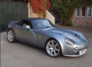 TVR Tamora 2003 / 3 Owners / Mature owner last 15 Years