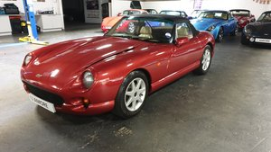 Picture of Sold - 1996 TVR Chimaera 4.0  Rosso Pearl. SOLD