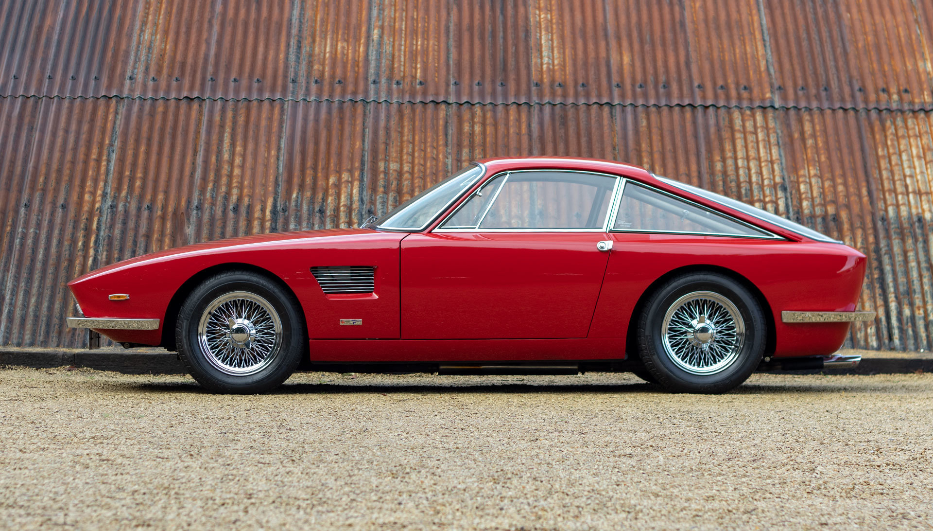 1965 TVR Trident Prototype by Fissore For Sale (picture 2 of 20)