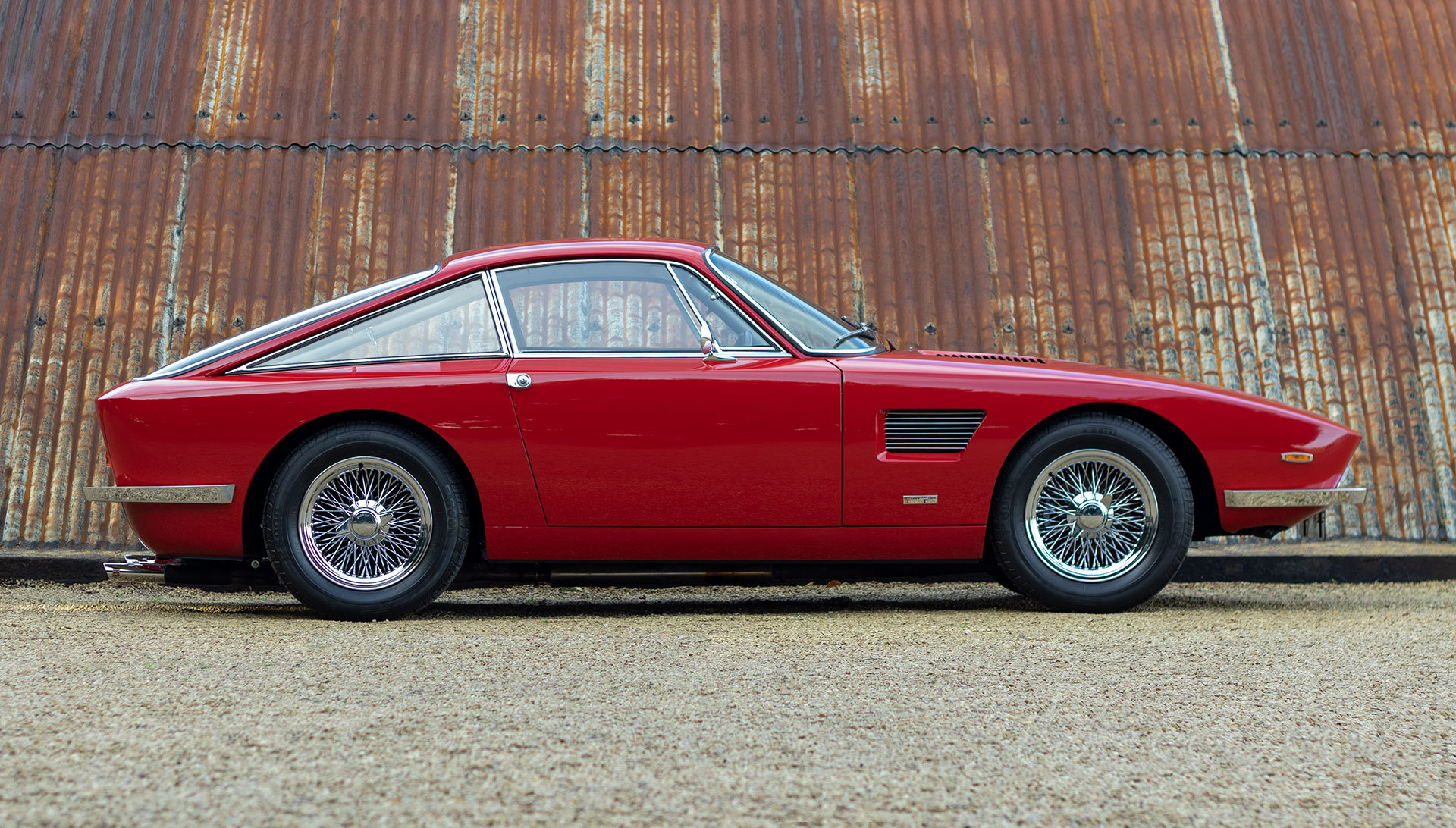 1965 TVR Trident Prototype by Fissore For Sale (picture 6 of 20)