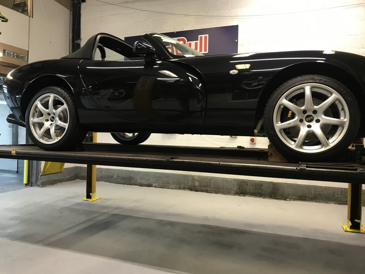 2006 Full Factory Convertible - Mystic Black For Sale (picture 1 of 3)