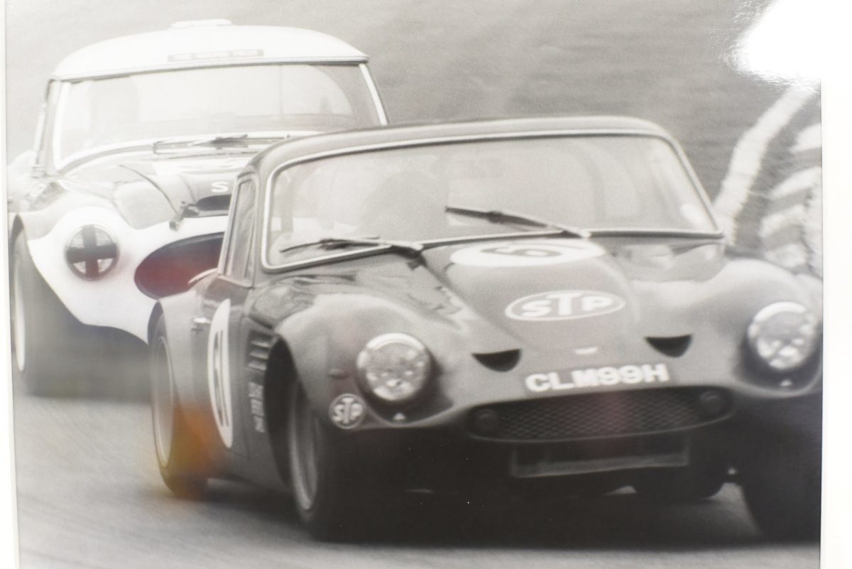 1969 TVR Tuscan 70's Modsport Championship ex Dr Rod Longton For Sale (picture 10 of 12)