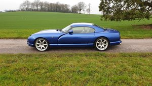 Picture of Sold TVR 4.2 1997 Cerbera Cosmos Blue. Cat D SOLD