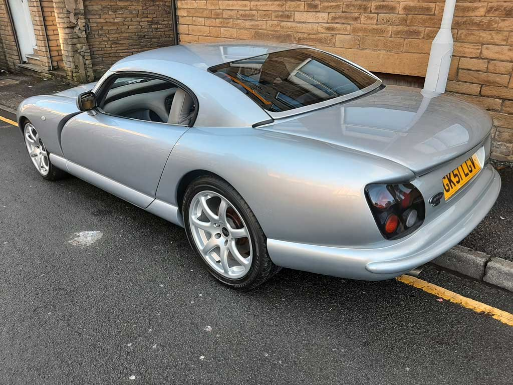 February 2002 TVR Cerbera 4.5 For Sale (picture 5 of 12)