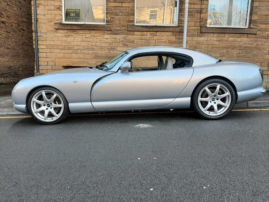 February 2002 TVR Cerbera 4.5 For Sale (picture 12 of 12)