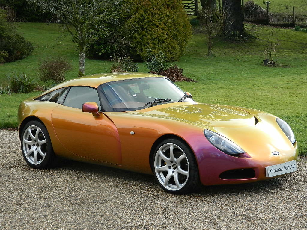 2004 TVR T350C - Truly a one-off - Collectors Item... For Sale (picture 1 of 11)