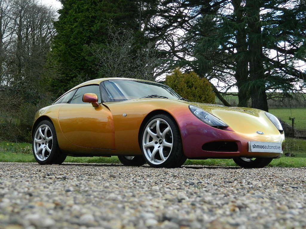2004 TVR T350C - Truly a one-off - Collectors Item... For Sale (picture 2 of 11)