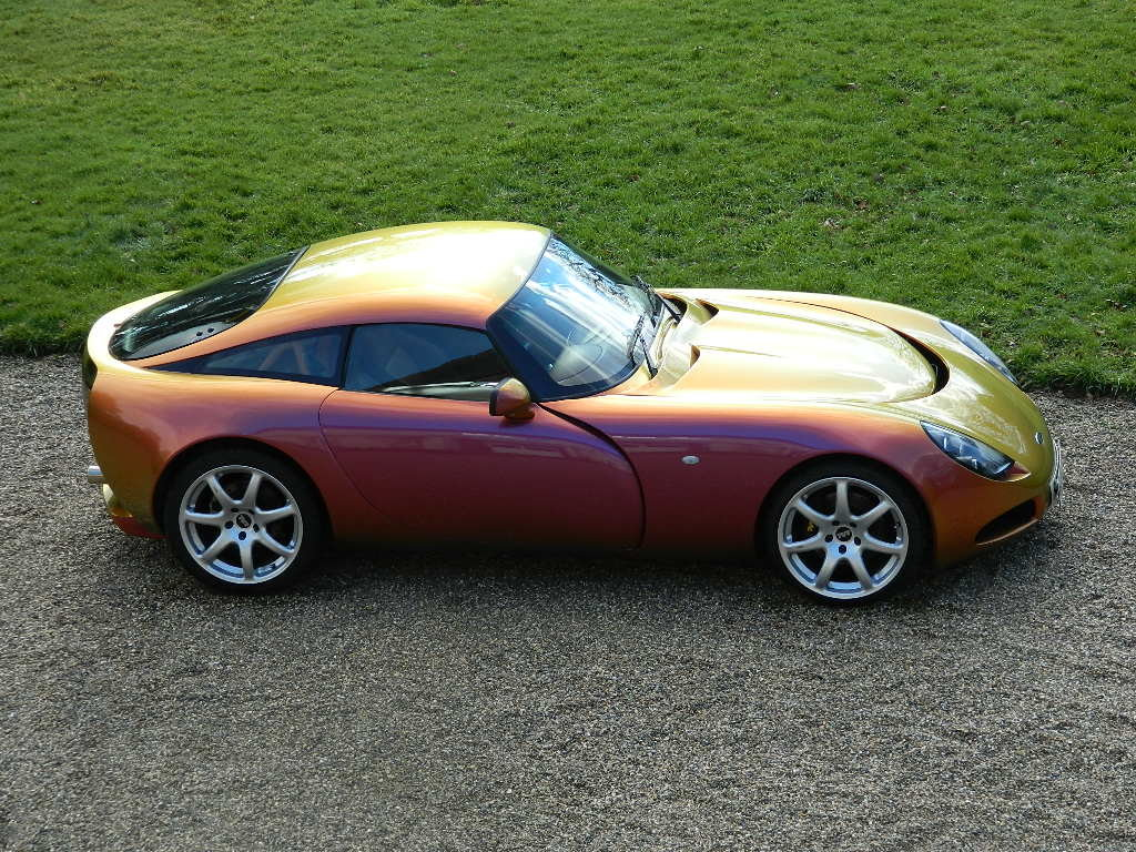 2004 TVR T350C - Truly a one-off - Collectors Item... For Sale (picture 3 of 11)