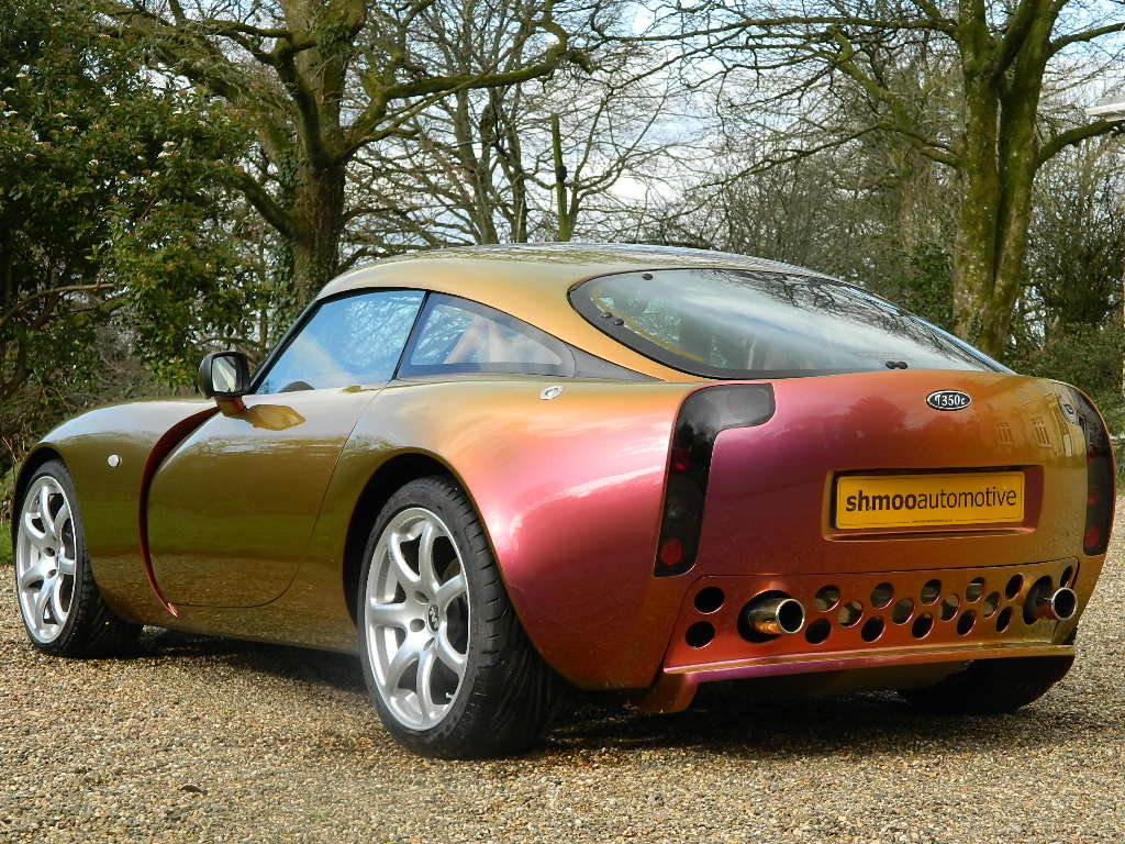 2004 TVR T350C - Truly a one-off - Collectors Item... For Sale (picture 4 of 11)