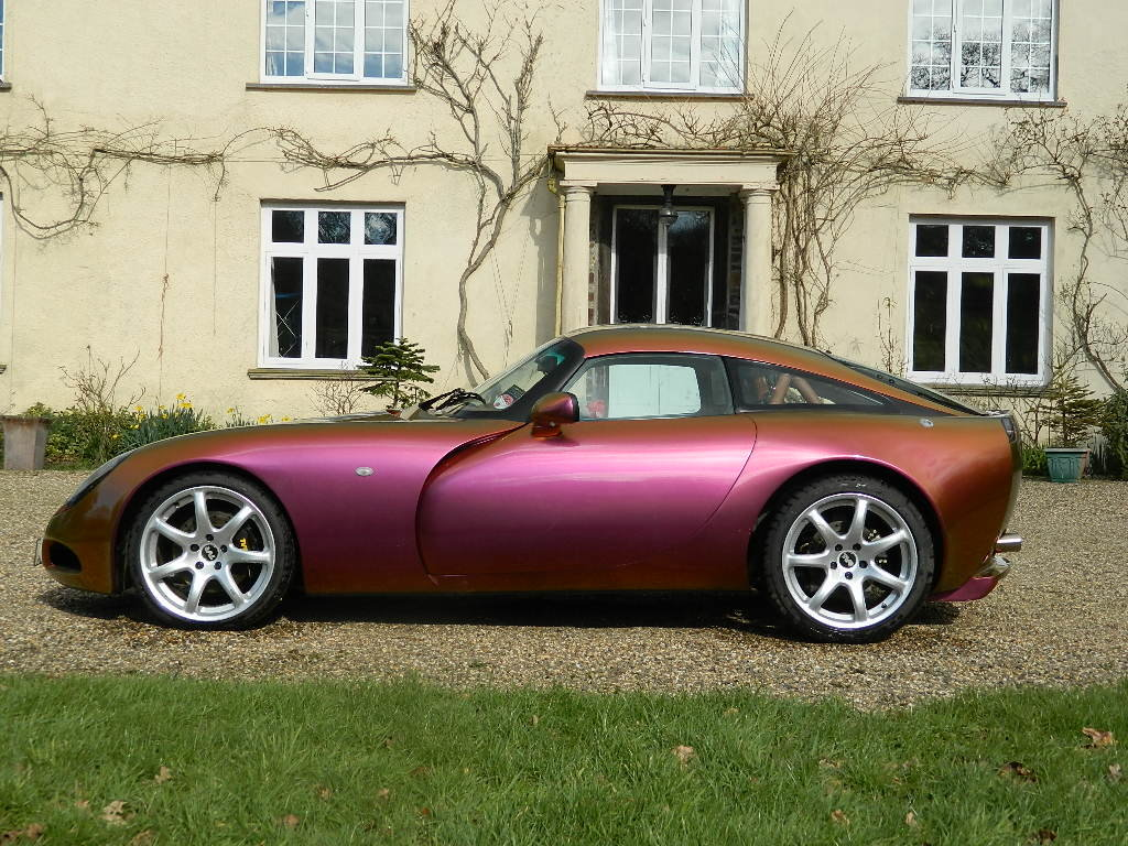 2004 TVR T350C - Truly a one-off - Collectors Item... For Sale (picture 5 of 11)