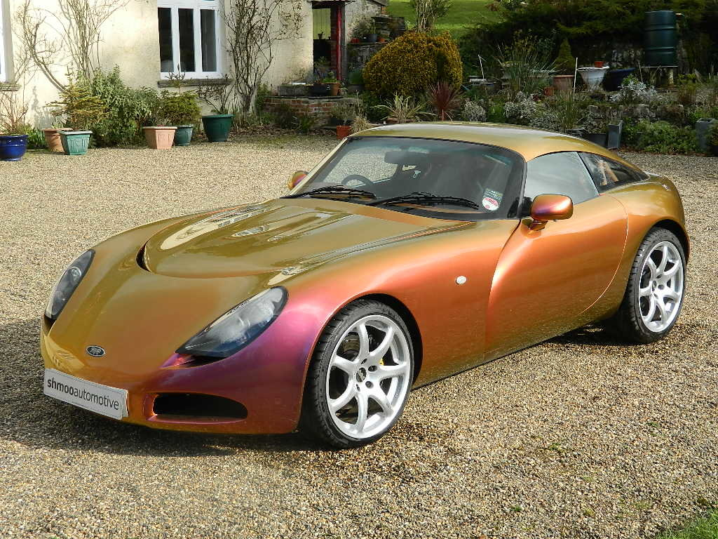 2004 TVR T350C - Truly a one-off - Collectors Item... For Sale (picture 6 of 11)