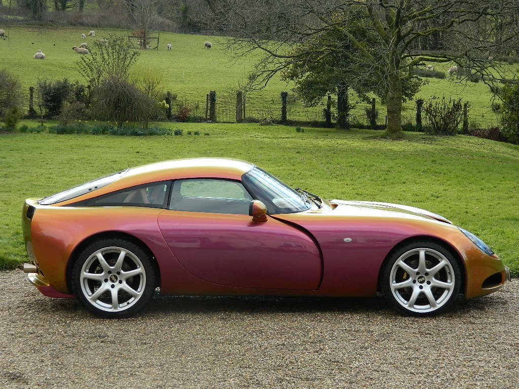 2004 TVR T350C - Truly a one-off - Collectors Item... For Sale (picture 7 of 11)
