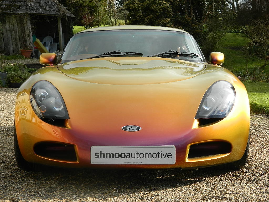 2004 TVR T350C - Truly a one-off - Collectors Item... For Sale (picture 8 of 11)