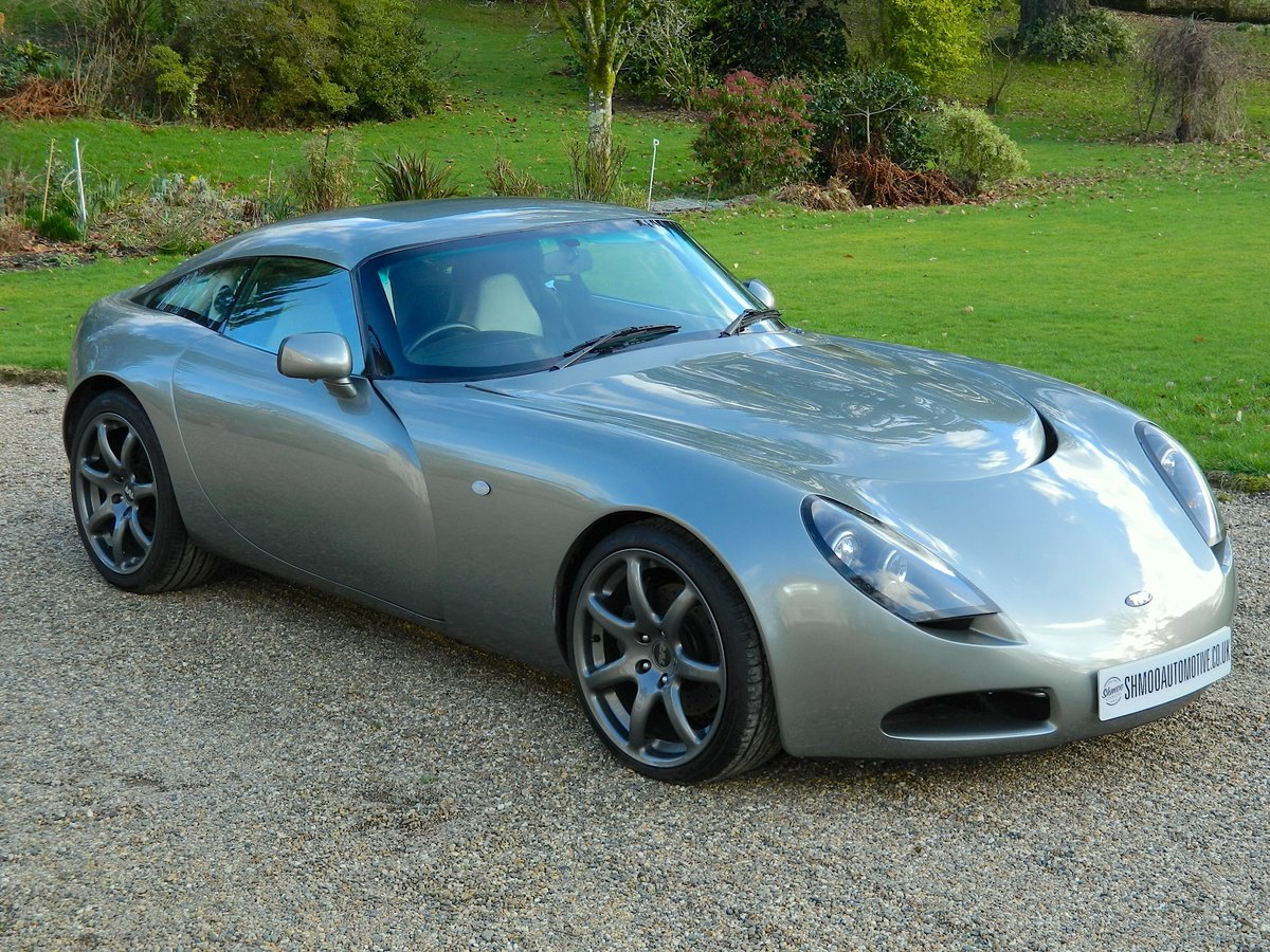 2003 TVR T350C A/C 4500cc Super-Sport - Read the spec!!! For Sale (picture 1 of 12)