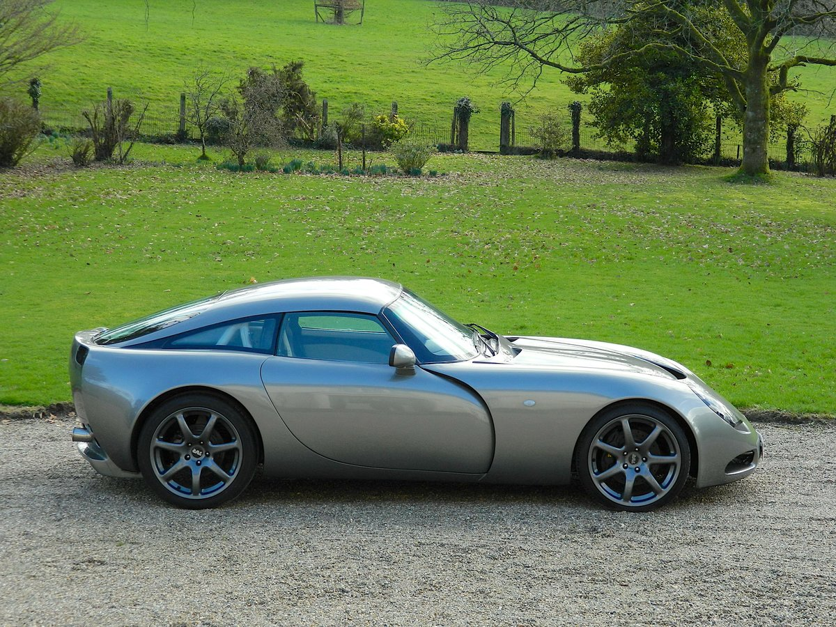 2003 TVR T350C A/C 4500cc Super-Sport - Read the spec!!! For Sale (picture 2 of 12)