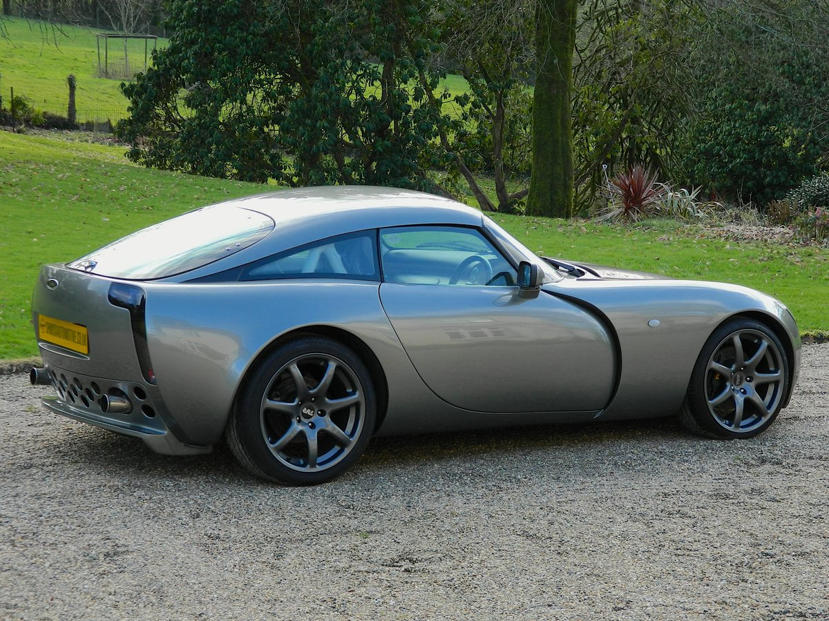 2003 TVR T350C A/C 4500cc Super-Sport - Read the spec!!! For Sale (picture 3 of 12)