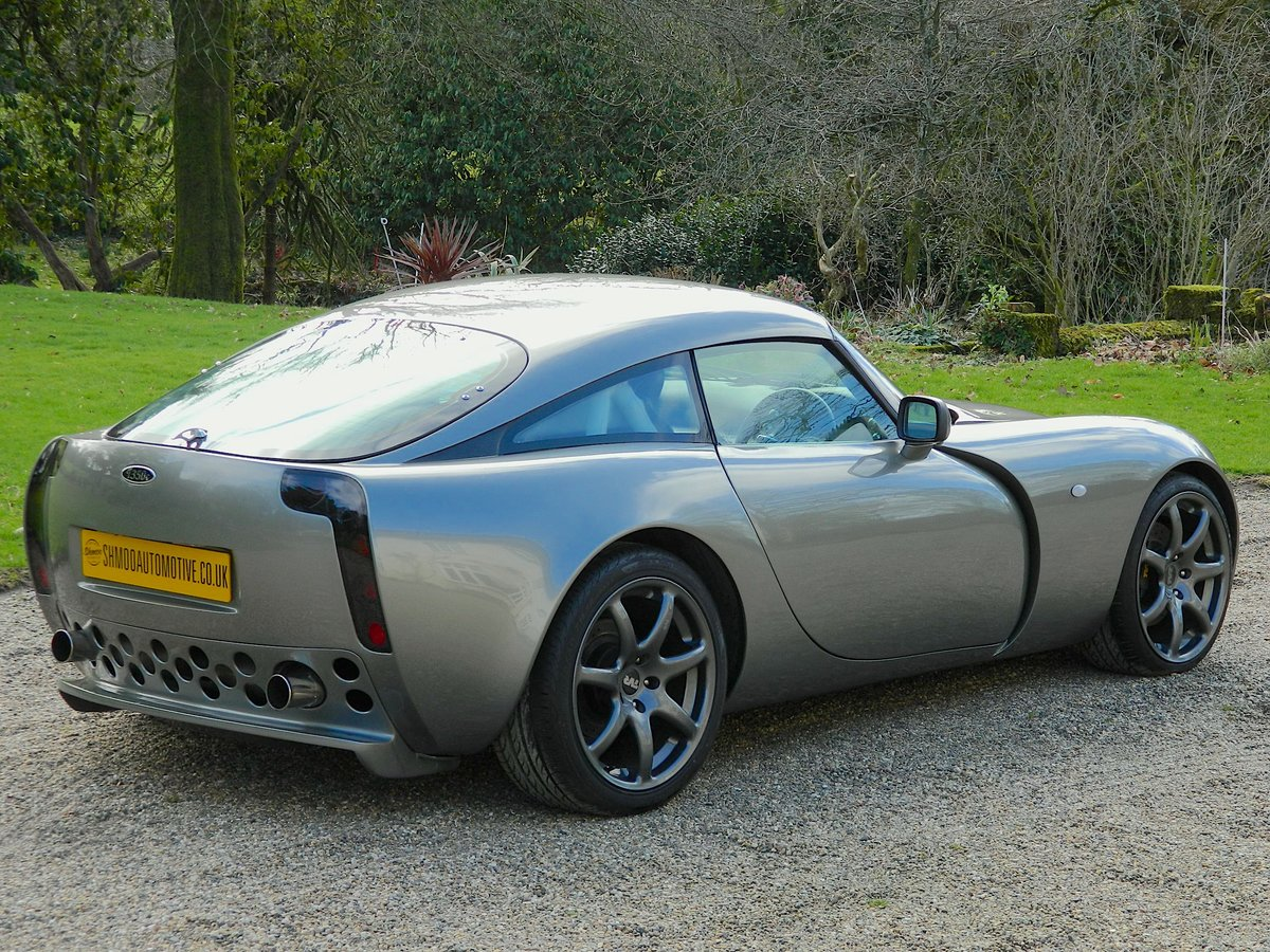 2003 TVR T350C A/C 4500cc Super-Sport - Read the spec!!! For Sale (picture 4 of 12)