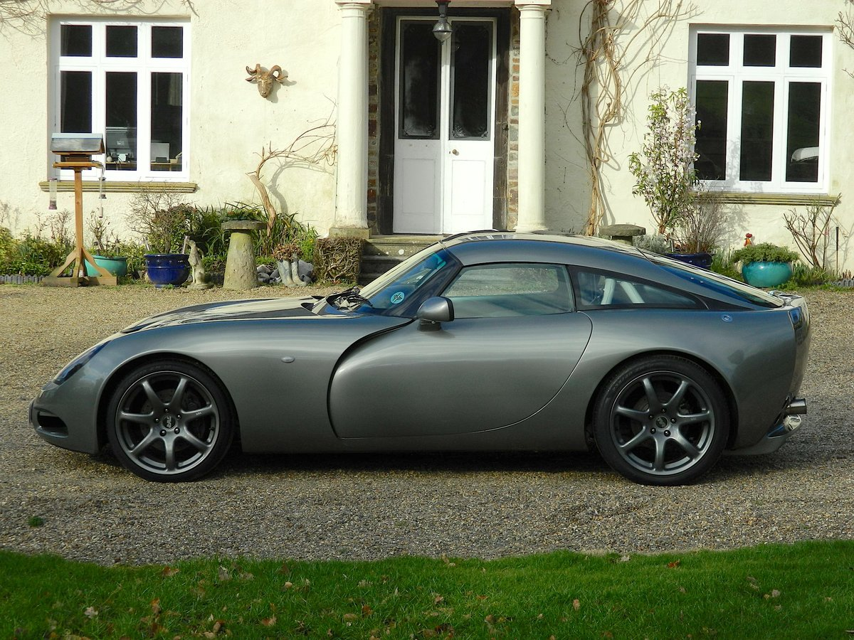 2003 TVR T350C A/C 4500cc Super-Sport - Read the spec!!! For Sale (picture 7 of 12)