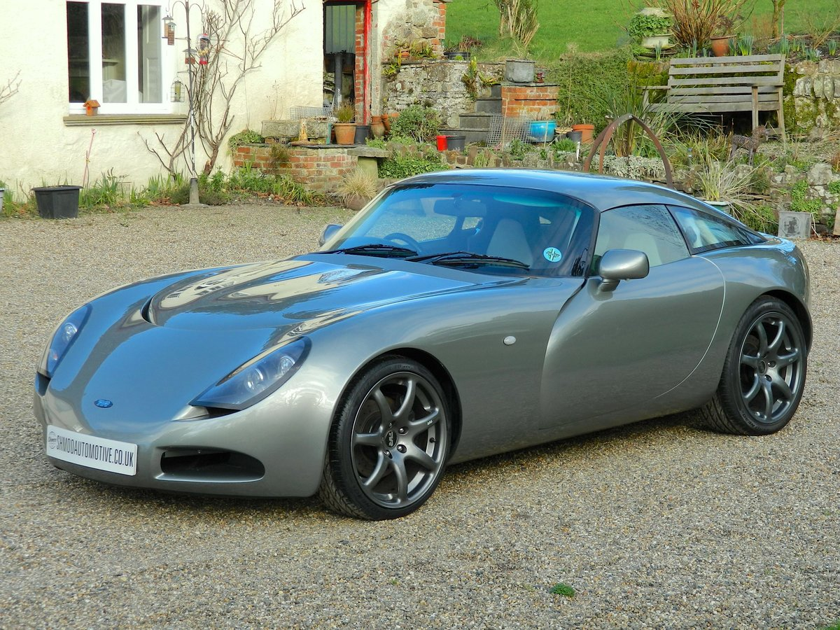 2003 TVR T350C A/C 4500cc Super-Sport - Read the spec!!! For Sale (picture 8 of 12)