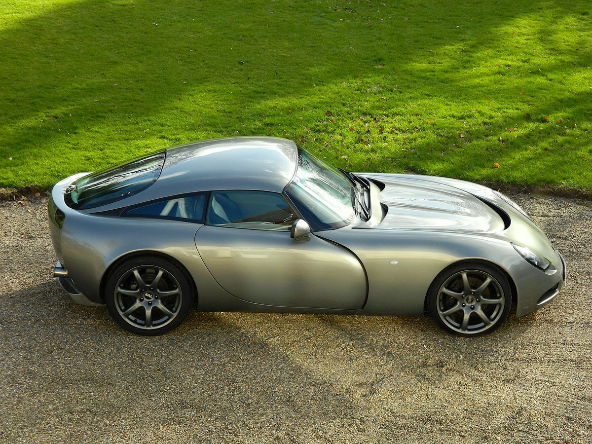 2003 TVR T350C A/C 4500cc Super-Sport - Read the spec!!! For Sale (picture 9 of 12)