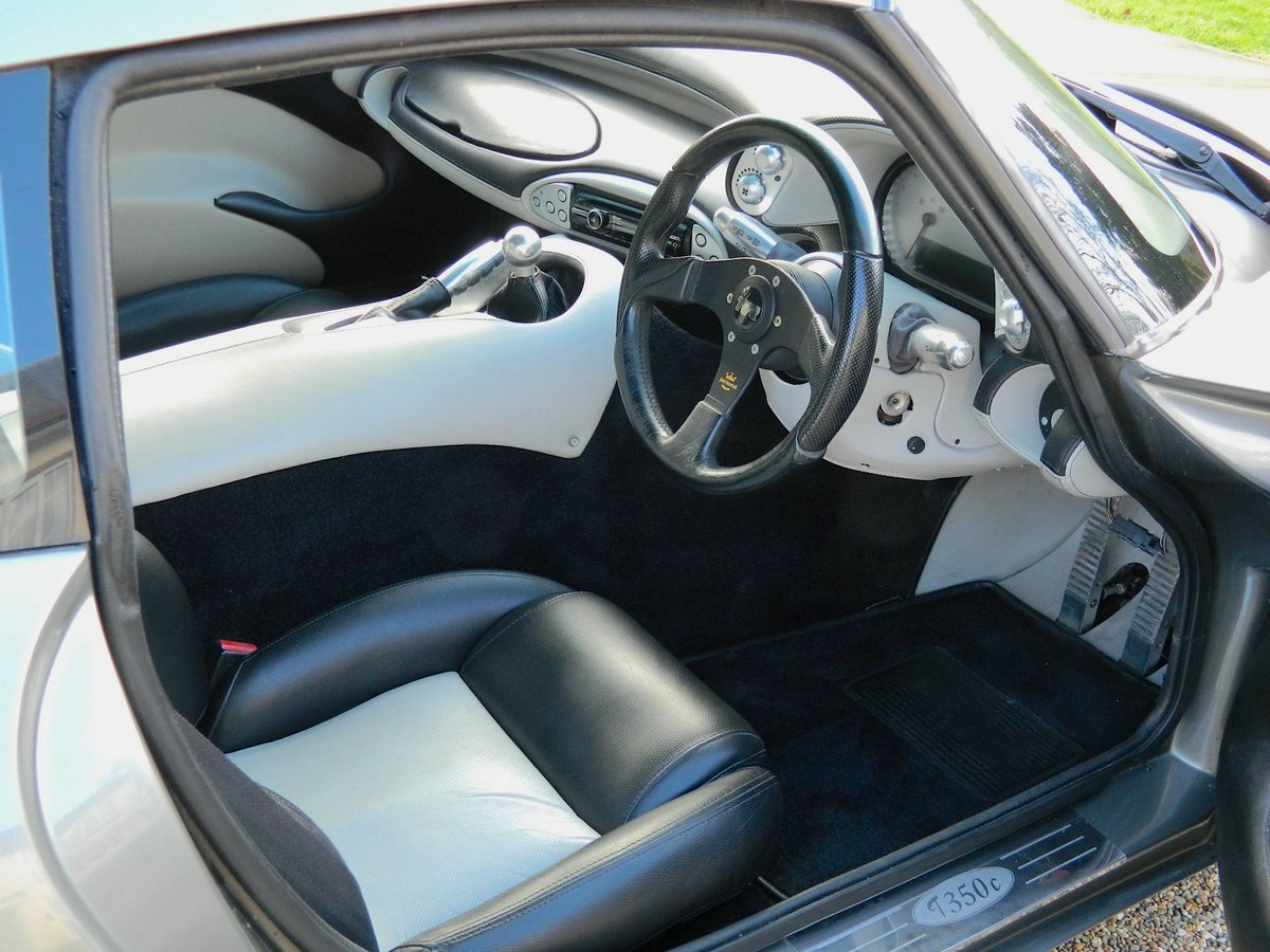 2003 TVR T350C A/C 4500cc Super-Sport - Read the spec!!! For Sale (picture 10 of 12)