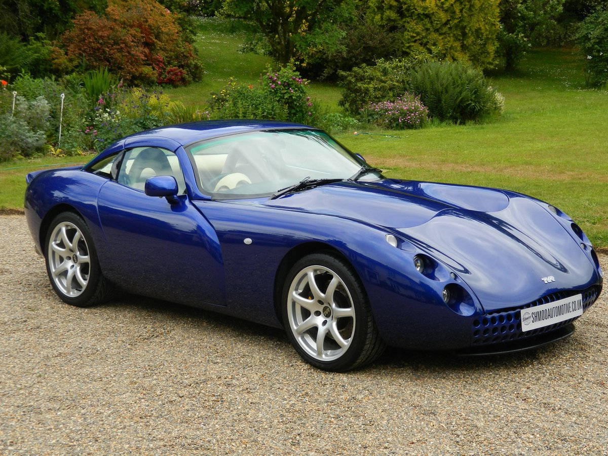 2001 TVR Tuscan MK1 S - 4.3 Upgraded Powers engine. DEPOSIT TAKEN For Sale (picture 1 of 10)