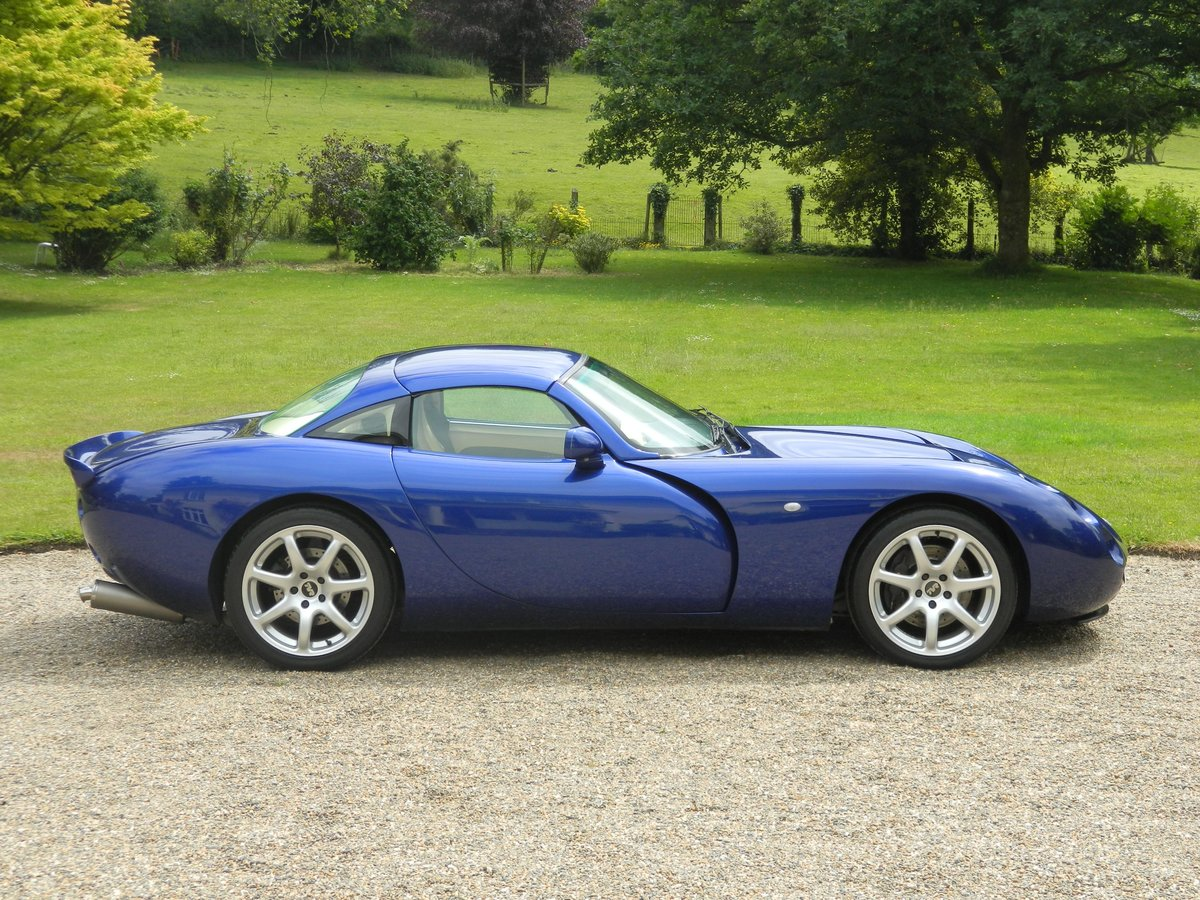 2001 TVR Tuscan MK1 S - 4.3 Upgraded Powers engine. DEPOSIT TAKEN For Sale (picture 2 of 10)