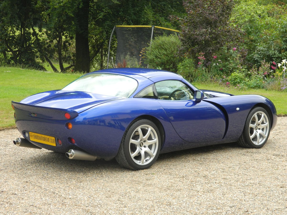 2001 TVR Tuscan MK1 S - 4.3 Upgraded Powers engine. DEPOSIT TAKEN For Sale (picture 3 of 10)