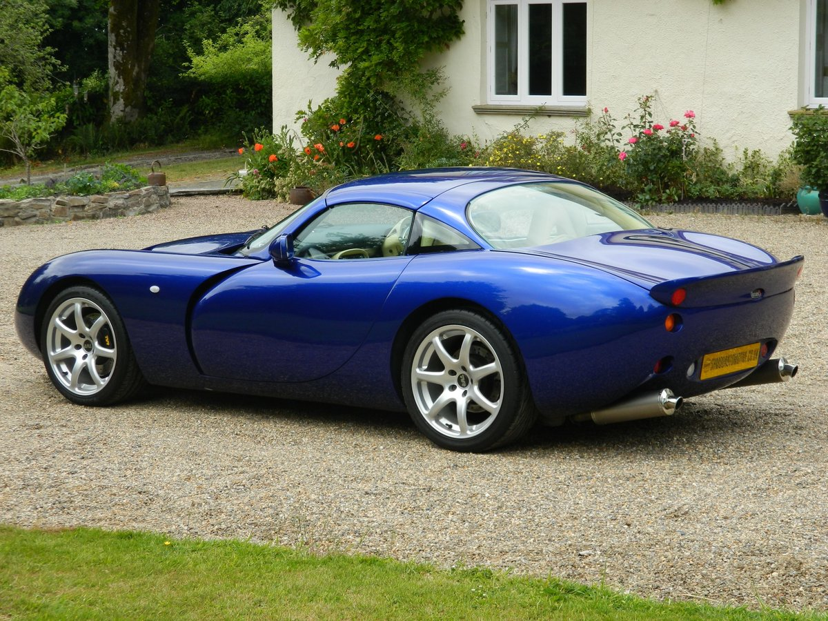 2001 TVR Tuscan MK1 S - 4.3 Upgraded Powers engine. DEPOSIT TAKEN For Sale (picture 4 of 10)