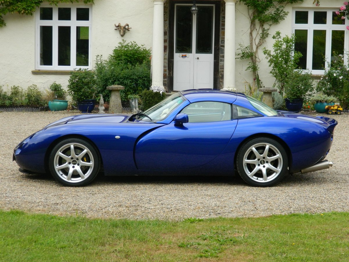 2001 TVR Tuscan MK1 S - 4.3 Upgraded Powers engine. DEPOSIT TAKEN For Sale (picture 5 of 10)