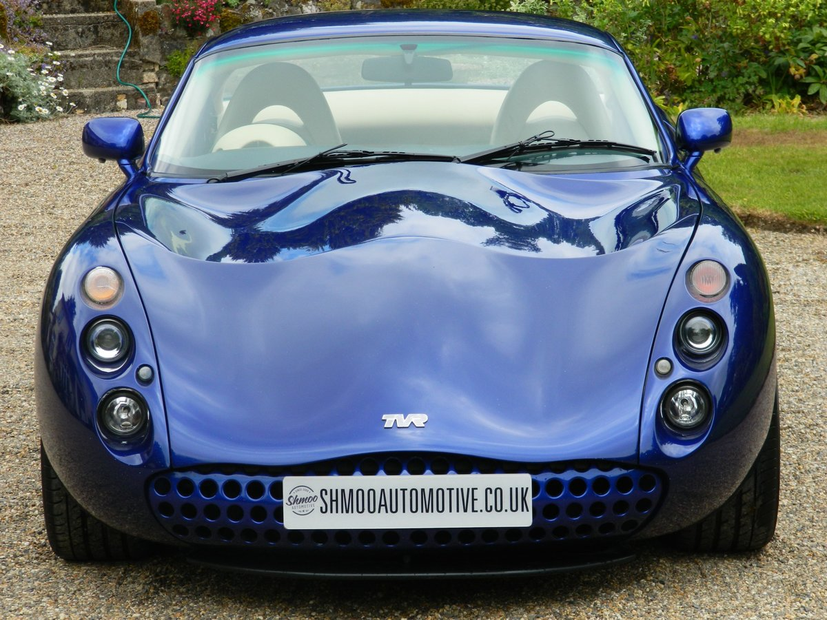 2001 TVR Tuscan MK1 S - 4.3 Upgraded Powers engine. DEPOSIT TAKEN For Sale (picture 7 of 10)