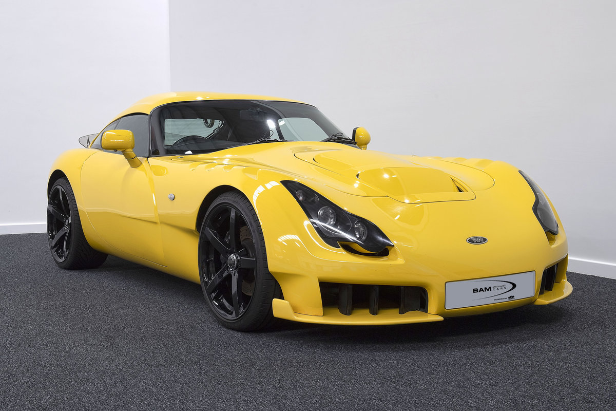 2005 Excellent example of a TVR Sagaris - new clutch SOLD (picture 3 of 11)
