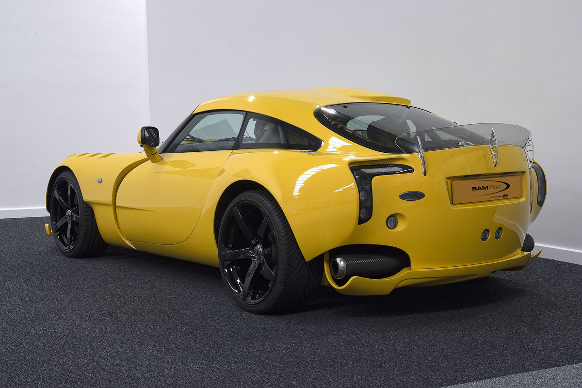 2005 Excellent example of a TVR Sagaris - new clutch SOLD (picture 4 of 11)