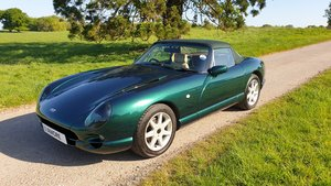 Picture of Sold -1998 TVR Chimaera MK2 4L Starmist Green SOLD