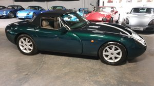 Picture of Sold -1999 TVR Griffith Cooper Green Only 20k miles SOLD